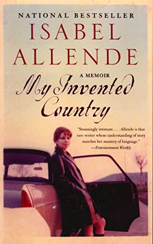 My Invented Country: A Memoir (1435290526) by Allende, Isabel; Peden, Margaret Sayers
