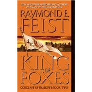 9781435292437: King of Foxes (Conclave of Shadows)