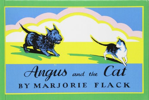 Angus and the Cat (Sunburst Book): Flack, Marjorie