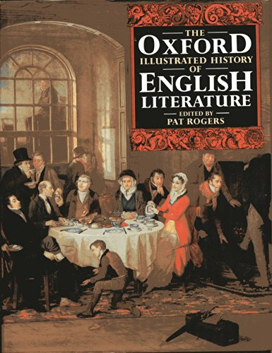 9781435295810: The Oxford Illustrated History of English Literature