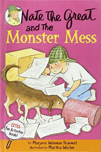 9781435296022: Nate the Great and the Monster Mess