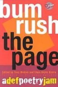 9781435296114: Bum Rush the Page: A Def Poetry Jam (Wheeler Large Print Book Series)