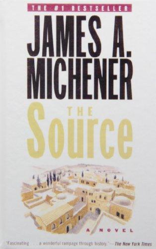 The Source: A Novel: Michener, James A.