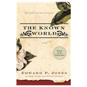 The Known World (9781435298941) by Jones, Edward P.