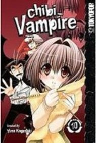 9781435299283: Chibi Vampire 10 (Chibi Vampire (Graphic Novels))