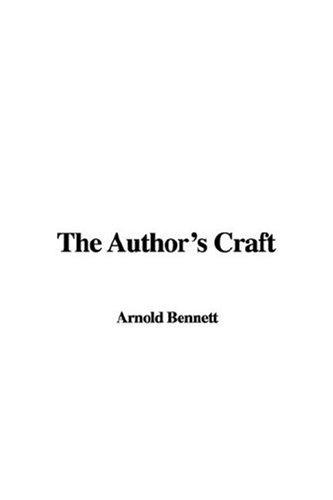 9781435323339: The Author's Craft