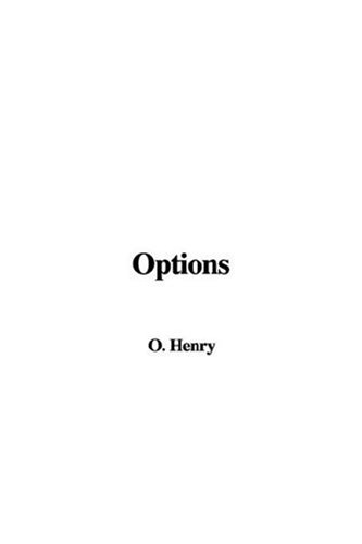 Options (9781435326156) by O. Henry