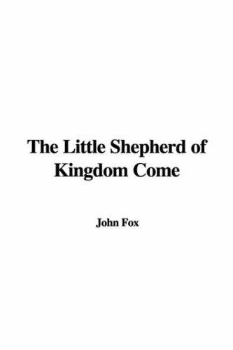 9781435343825: The Little Shepherd of Kingdom Come
