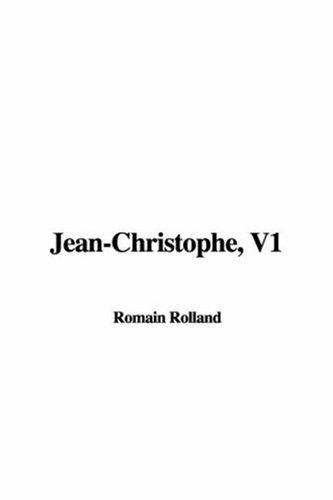 9781435377844: Jean-Christophe 1