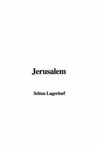 9781435378766: Jerusalem