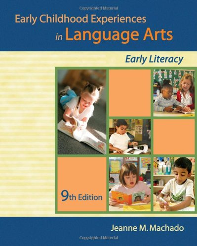 9781435400122: Early Childhood Experiences in Language Arts: Early Literacy