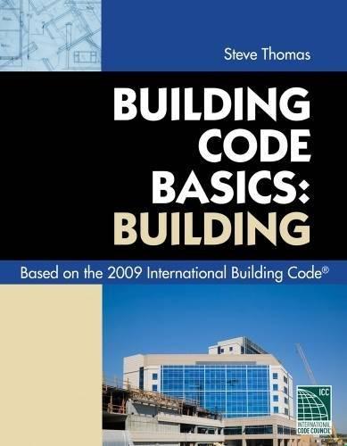 9781435400672: Code Basics Series: 2009 International Building Code (Building Code Basics)