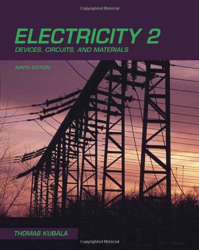 9781435400696: Electricity 2: Devices, Circuits and Materials