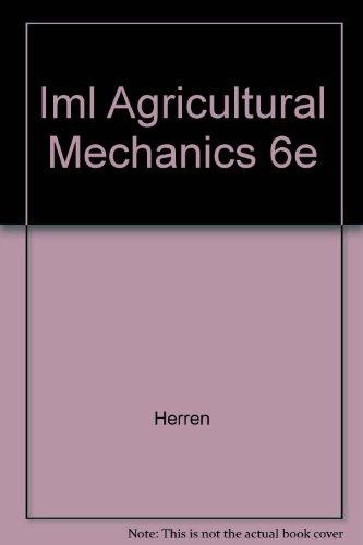 9781435400986: Iml Agricultural Mechanics 6e