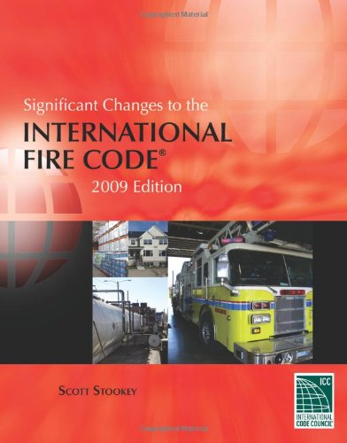 9781435401204: Significant Changes to the International Fire Code, 2009 Edition