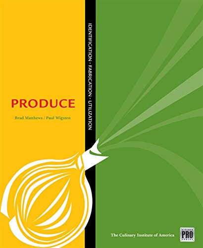 9781435401211: Kitchen Pro Series: Guide to Produce Identification, Fabrication and Utilization