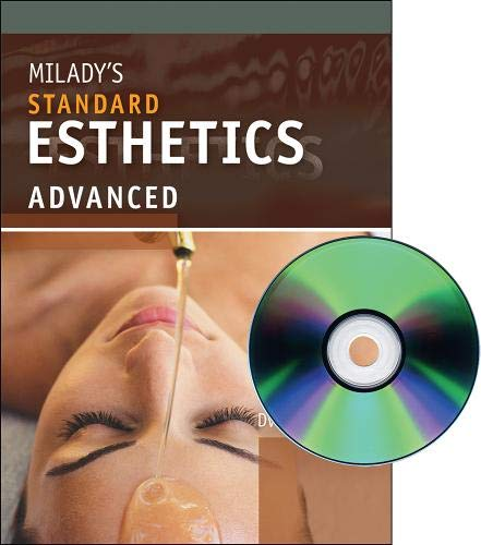 9781435412880: DVD Series for Milady's Standard Esthetics: Advanced (Advanced DVD)