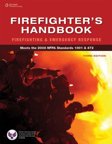 9781435414792: Bundle: Firefighter's Handbook: Firefighting and Emergency Response, 3rd + Study Guide