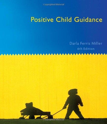 9781435418592: Positive Child Guidance