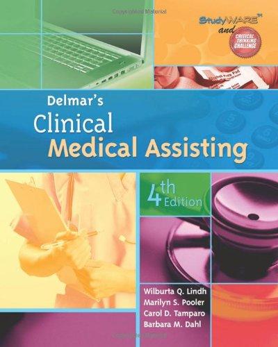 9781435419254: Delmar's Clinical Medical Assisting