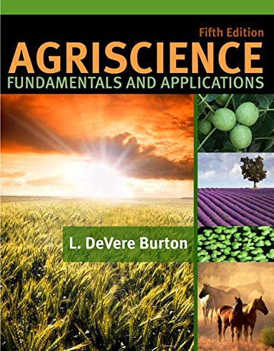 9781435419667: Agriscience Fundamentals and Applications