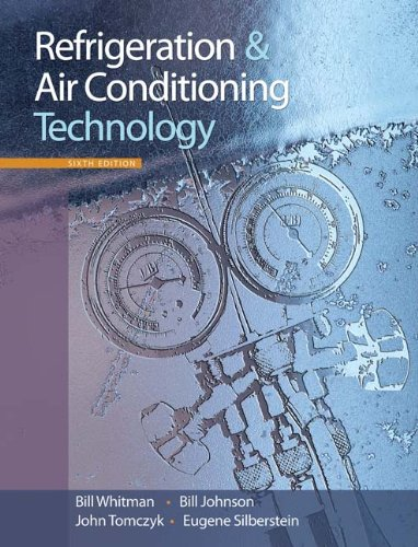 9781435423824: Refrigeration & Air Conditioning Technology