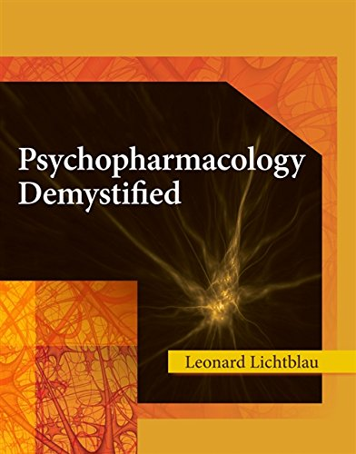 9781435427877: Psychopharmacology Demystified