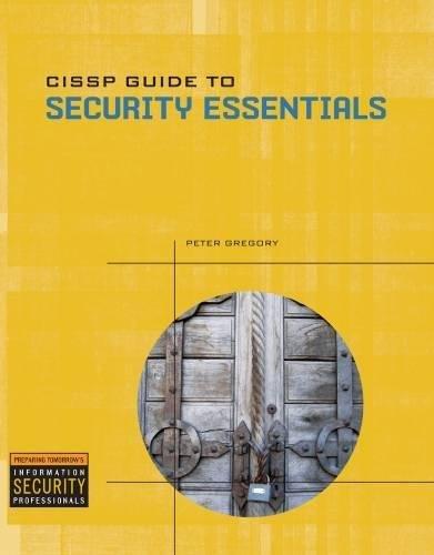 9781435428195: CISSP Guide to Security Essentials