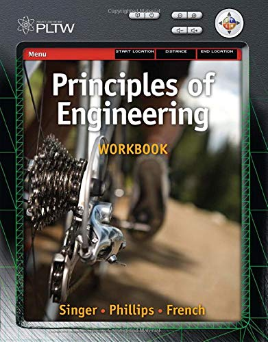 9781435428379: Workbook for Handley/Coon/Marshall's Project Lead the Way/Principles of Engineering