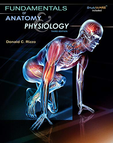 9781435438712: Fundamentals of Anatomy and Physiology