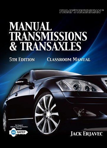 9781435439337: Manual Transmissions and Transaxles (The Ultimate Series Experience)