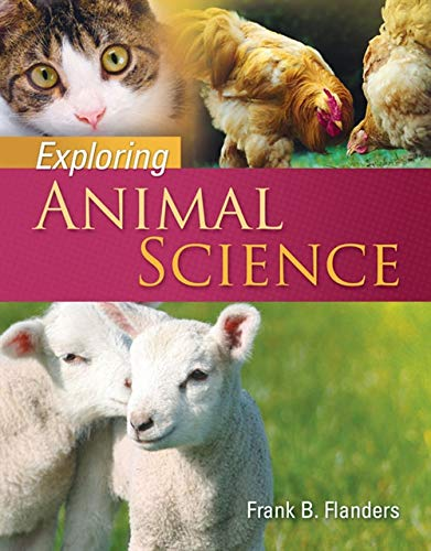 9781435439528: Exploring Animal Science