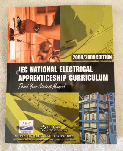 9781435448049: IEC 3rd Year Apprenticeship Student Manual 2008/2009