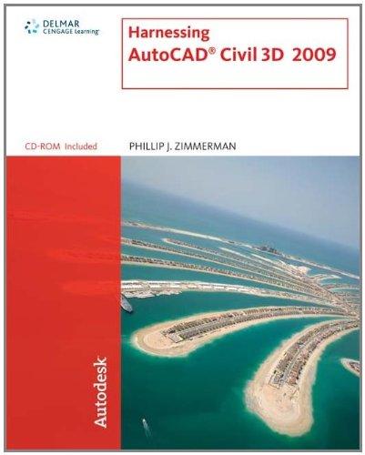 9781435453647: Harnessing AutoCAD Civil 3D 2009