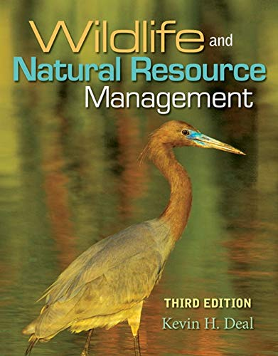 9781435453975: Wildlife and Natural Resource Management