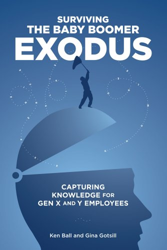 9781435455122: Surviving the Baby Boomer Exodus: Capturing Knowledge for Gen X and Y Employees