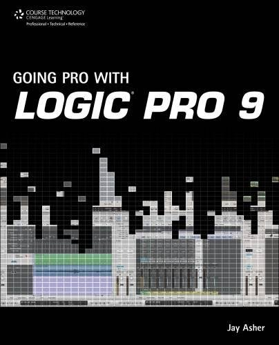 9781435455634: Going Pro with Logic Pro 9