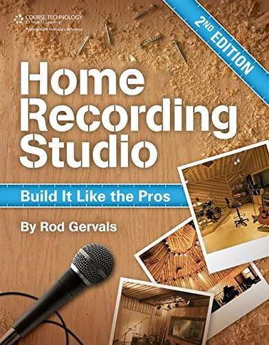 9781435457171: Home Recording Studio: Build It Like the Pros