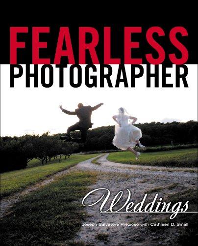 9781435457249: Fearless Photographer: Weddings
