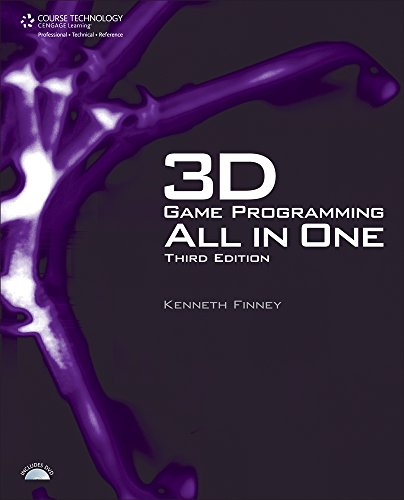 9781435457447: 3D Game Programming All in One, Third Edition