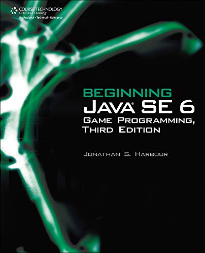9781435458086: Beginning Java SE 6 Game Programming