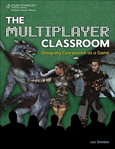 9781435458444: The Multiplayer Classroom: Designing Coursework as a Game