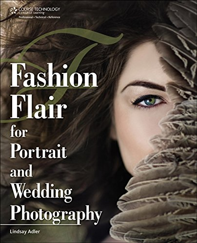 9781435458840: Fashion Flair for Portrait and Wedding Photography