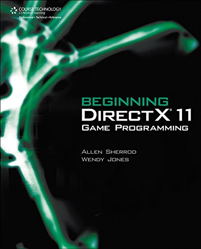 9781435458956: Beginning DirectX 11 Game Programming