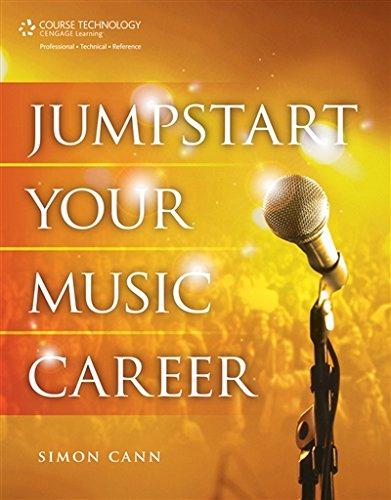 9781435459526: Jumpstart Your Music Career