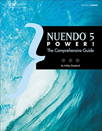 9781435459588: Nuendo 5 Power!: The Comprehensive Guide