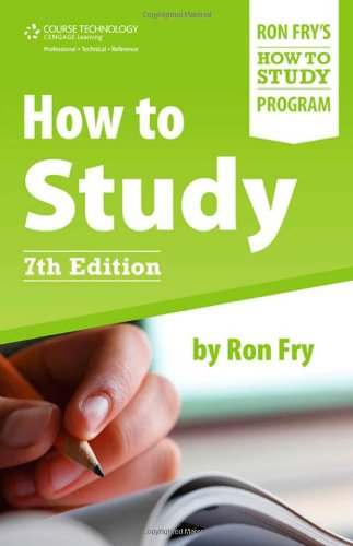 9781435459687: How to Study (Ron Fry's How to Study Program)