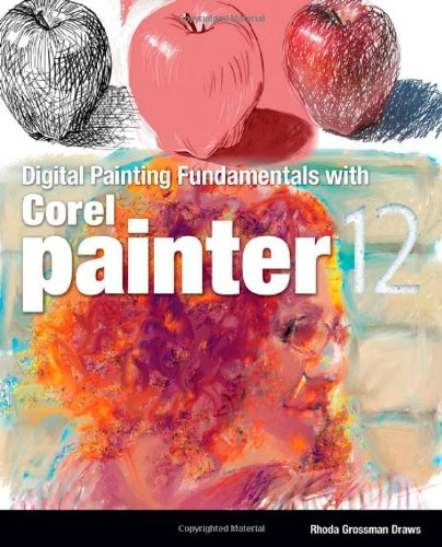 9781435459885: Digital Painting Fundamentals with Corel Painter 12