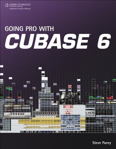 9781435460027: Going Pro with Cubase 6