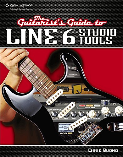 9781435460447: The Guitarist's Guide to Line 6 Studio Tools